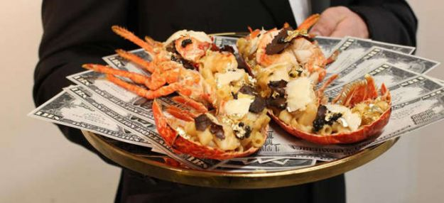 Savoury AND Sustainable: Alternatives to a £950 Lobster...