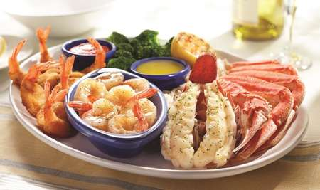 "Red Lobster ""Holiday Seafood Celebration"" introduces..."